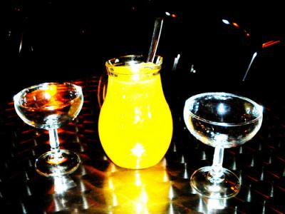 cocktail spaniol - AGUA DE VALENCIA