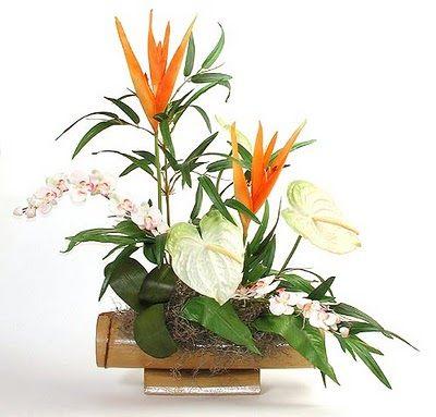 Reguli pentru realizarea buchetelor de flori taiate