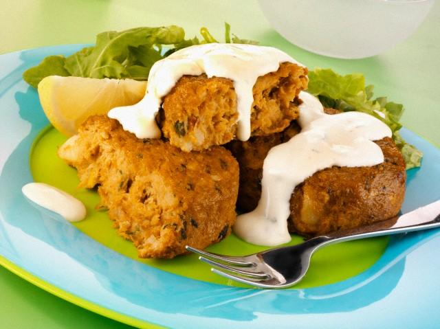 Retete de post (vegetariene) - Chiftele de legume