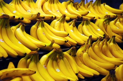Banana, fructul ideal pentru dieta si plin de vitamine