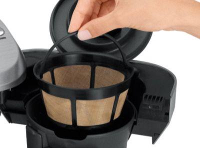 Cum sa scapi de mirosul urat din cafetiera