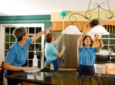 Invata sa pastrezi curatenia si ordinea in casa mai usor