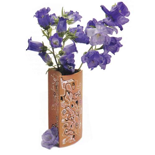 Flori in glastra - Partea 1