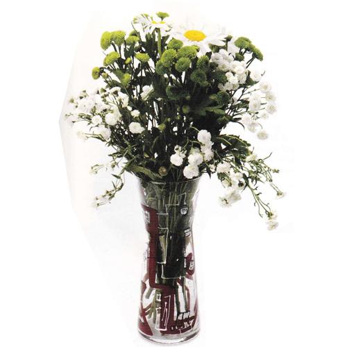 Flori in glastra - Partea 2