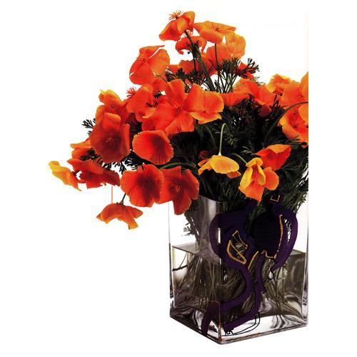 Flori in glastra - Partea 4