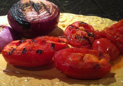7 legume savuroase preparate la gratar
