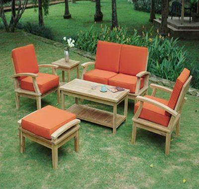 Cum intretii mobilierul de lemn din gradina