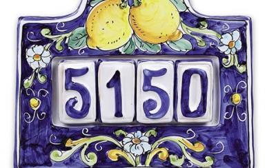 Iesiti din tipar, renuntati la numerele de casa traditionale