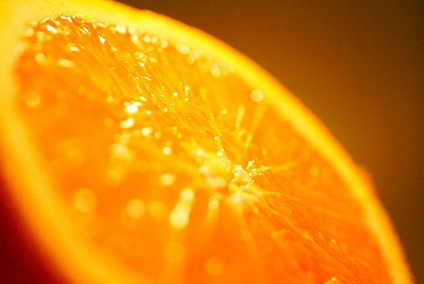 Sirop revitalizant de portocale