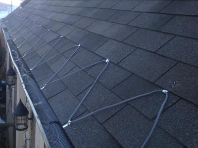 Protectia acoperisului pe timp de iarna