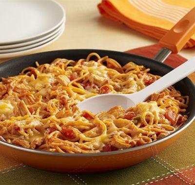 Spaghete milaneze - o reteta pe placul tuturor