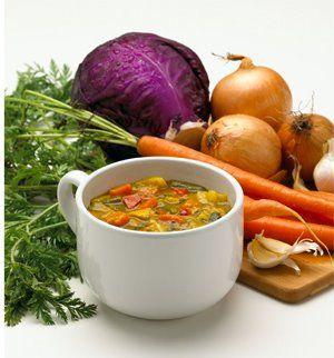 Supa de legume - reteta pentru familia ta