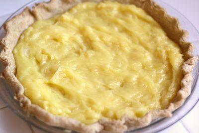 Tarta cu ananas si nuci